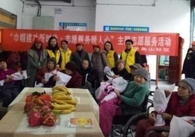 桂林七星区羊角山社区