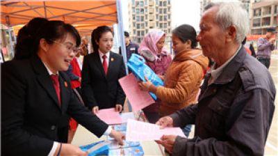 扶绥县人民法院法律志愿服务队