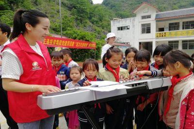 广西交投百色高速运营公司红城高速青年志愿服务队