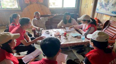 三江县山中菈婄——留守女童自护教育项目