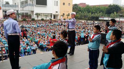 柳州市公安局交警支队交通安全文艺宣传小分队