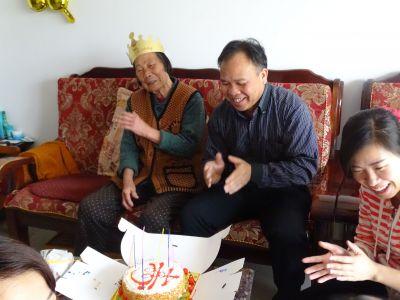 """柳州市柳北区白沙社区""""党员叨叨团"""""""
