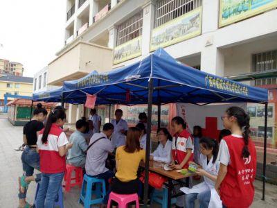 广西中医药大学大学生红十字会