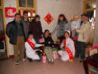 梧州市妇幼保健院360度健康管家志愿服务队