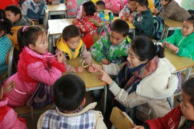 富川瑶族自治县研究生支教团