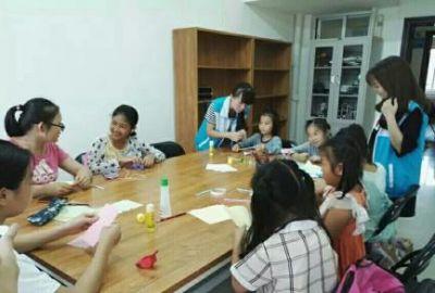 南宁市蓉茉社区青少年服务中心